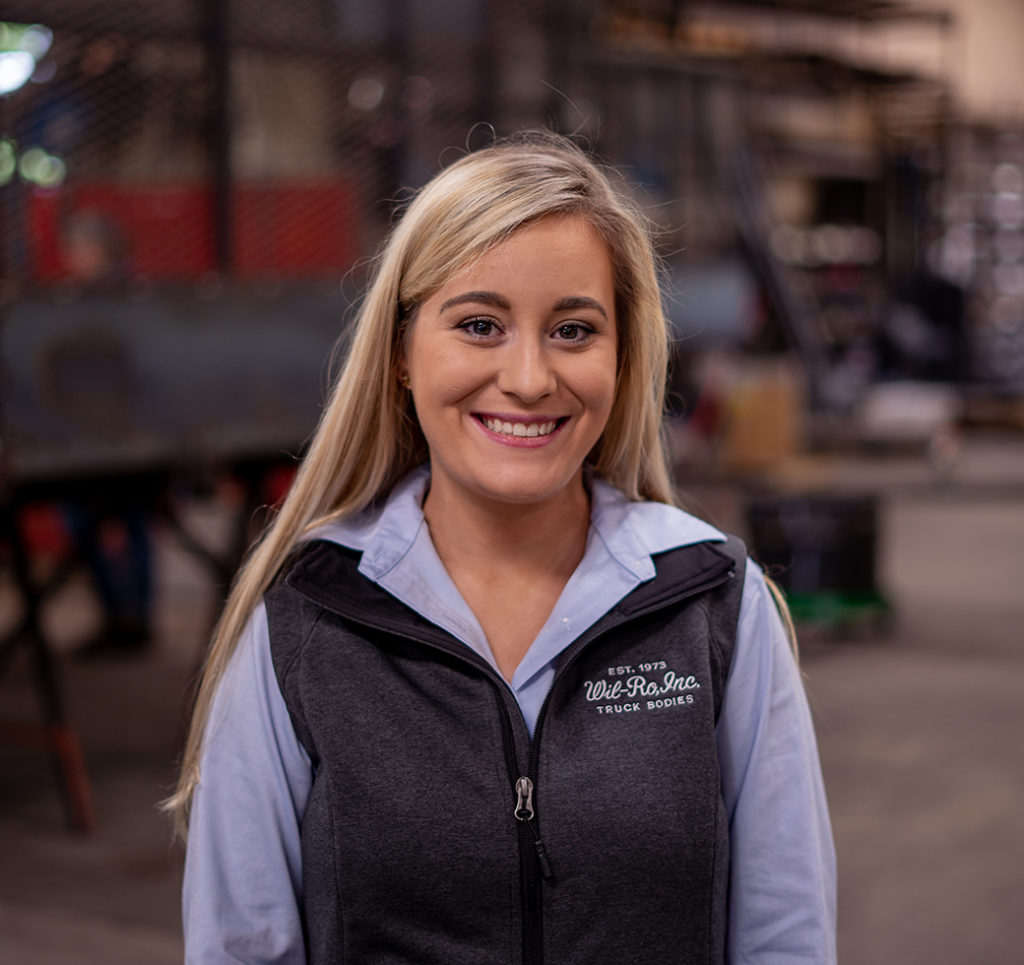 Madison Bausell, Business Administrator
